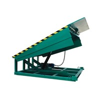 Stationary car ramp, loading dock ramps factory