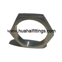 Steel Pipe Fitting - Hexagonal Locknut