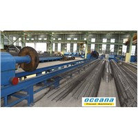 Good price Concrete pole Stee Cage weldng machine