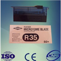 disposable microtome blades