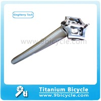 titanium bicycle seat post