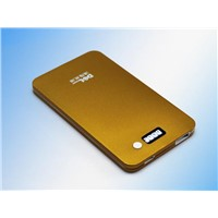 Portable power bank with 4000mAh capacity DL-0145