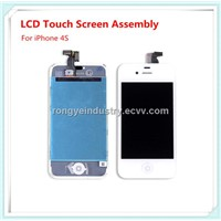 Mobile IPhone LCD Touch Screen Digitizer Replacement Assembly Tools Kits