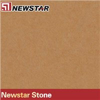 Newstar orange quartz artificial stone