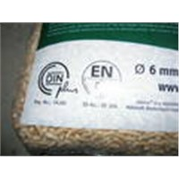 DINPLUS ABETE WOOD PELLETS WITH DINPLUS CERTIFICATE AND SPECIFICATION
