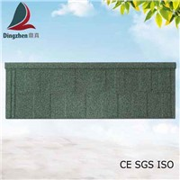 Shake Stone Coated Metal Roof Tile