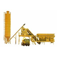 YHZD(S) Series of Mobile concrete batching plant