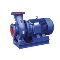 ISWR agricultural irrigation centrifugal water pumps for water supply horizontal