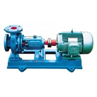 Horizontal single stage Centrifugal Pump / end suction water pump IS series