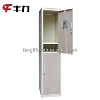 2 Doors Metal Swimming Pool Locker