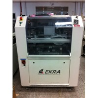 EKRA  X 5 screen Printer machinery