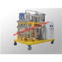 Oil Purifier for Hydraulic Oil, Hydraulic Fluids Oil Recycling plant
