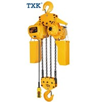 10 ton Electric chain hoist with hook