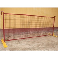 4ft height Temporary Security Fence Panel Canada Temporary Fence Panel for rental
