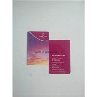 Temic proximity hotel ISO1386 smart cards/Atmel 5577 card
