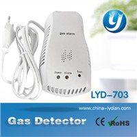 CE approved lpg gas detector