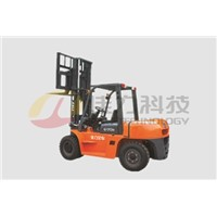 CPCD50-70 Internal Combustion Counterbalanced forklift