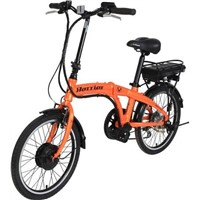 Harrier Folding 2014 E-Bike - Orange , wheel 20