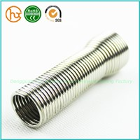 Hot sale closed coiled helical spring