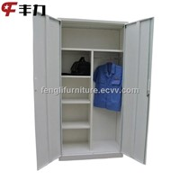 Multi-use Metal Wardrobe Locker