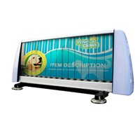 Trivisioncar Taxi Roof LED Display