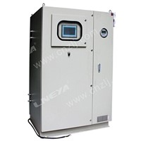 Ex cooling and heating machine