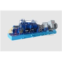 horizontal split casing oil transportation pump