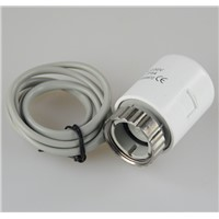 floor heating system 2 wires thermal actuator