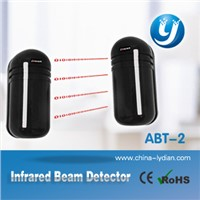 portable infrared beam detector