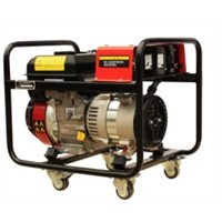 1KW Single Phase Air-cooled Rare Earth Permanent Magnet Gasoline Generator Set