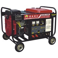 300A High Frequency Gasoline DC TIG/MIG Welding Generator(AXQ1-300T)
