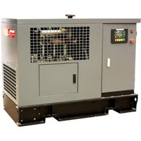 30KW Yanmar engine powered Water-cooled Thee Phase Rare Earth Permanent Magnet Diesel Generator Set