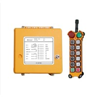380v F21-10s Telecrane Industrial Radio Wireless Crane Remote Controls For Cranes And Hoists
