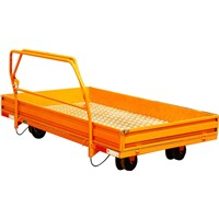 WY-1000 Railway Material Transferring Trolley/Truck/Pallet Truck