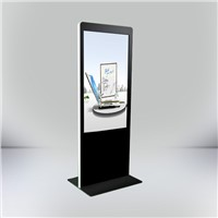 42 inch network Floor Standing LCD / LED Advertising Media Player