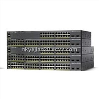 WS-C3560CX-8PC-S CISCO 8 POE port Switch