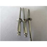 China Stainless Steel open type countersunk head blind rivets