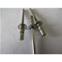 China Stainless steel double drum type blind rivets