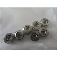China stainless steel Floating nuts
