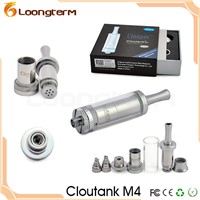 Hot Selling Electronic Cigarette Cloutank M4 Vaporizer for Dry Herb and Wax