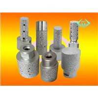 Brazed Diamond Milling Cutter