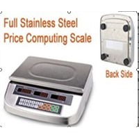 Stainless steel Electronic price computing scale 5601
