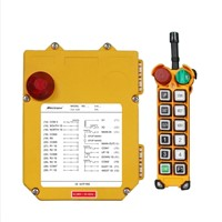 F21-12s Single Speed Wireless Industrial Radio Crane Remote Controls For overhead crane