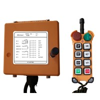 F21-6D Industrial Wireless Remote Controls For Cranes And Hoists
