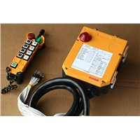 F24-8D telecrane Industrial Radio Wireless Crane Remote Controls
