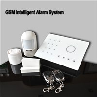 New arrive! Wireless GSM Alarm System With iOS&Android App Control For your Home Security PH-G2