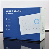 Personal Usage Cheapest !!! Factory Price Auto Dialer DIY Touch Keypad GSM Home Alarm System PH-G2