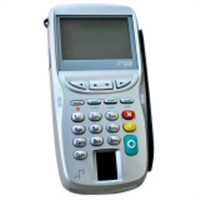POS Terminal with Fingerprint and EMV PCI Approved