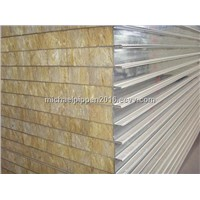 Rock-wool Sandwich Panel