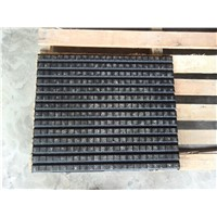 Rubber and Ceramic Composite Plate